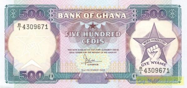 31.12.86 - (Sie sehen ein Musterbild, nicht die angebotene Banknote)