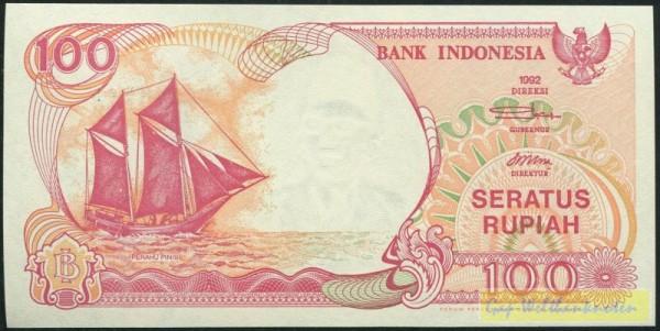1992/2000 - (Sie sehen ein Musterbild, nicht die angebotene Banknote)