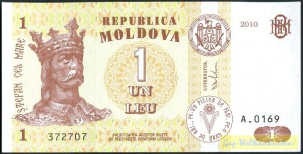2010, Us. 2, mit Sf. - (Sie sehen ein Musterbild, nicht die angebotene Banknote)