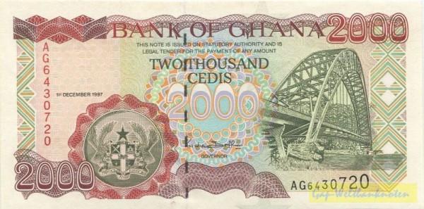 1.12.97 - (Sie sehen ein Musterbild, nicht die angebotene Banknote)