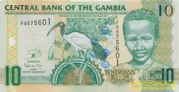 Us. 17 - (Sie sehen ein Musterbild, nicht die angebotene Banknote)