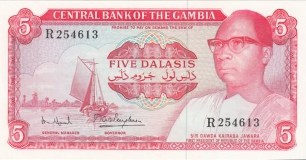 Us. 7 - (Sie sehen ein Musterbild, nicht die angebotene Banknote)