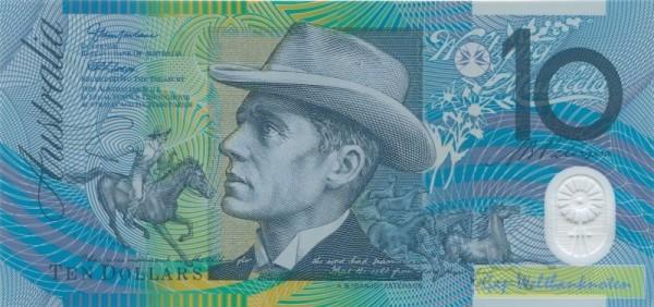 03, Macfarlane-Henry - (Sie sehen ein Musterbild, nicht die angebotene Banknote)