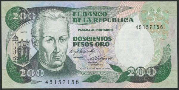 10.4.85, IBB - (Sie sehen ein Musterbild, nicht die angebotene Banknote)