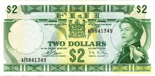 Us. Barnes/Craik - (Sie sehen ein Musterbild, nicht die angebotene Banknote)