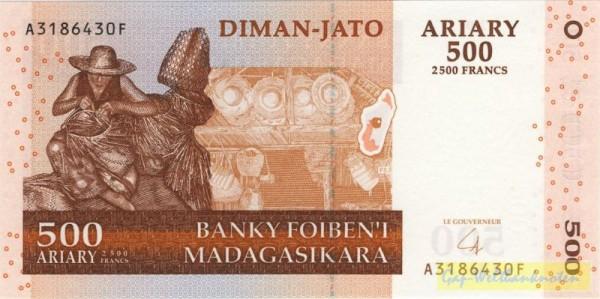 2004, Us. 6 - (Sie sehen ein Musterbild, nicht die angebotene Banknote)