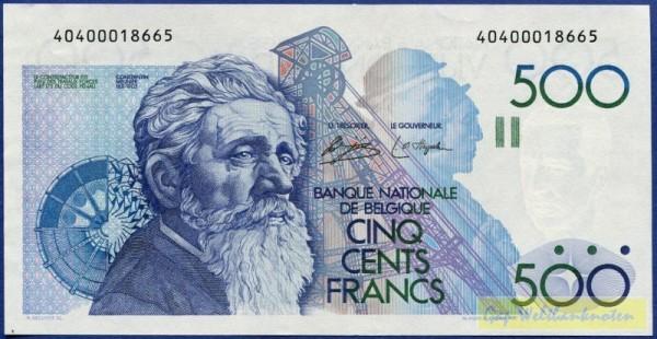 Us. nur auf Vs. - (Sie sehen ein Musterbild, nicht die angebotene Banknote)
