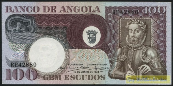 10.6.73 - (Sie sehen ein Musterbild, nicht die angebotene Banknote)