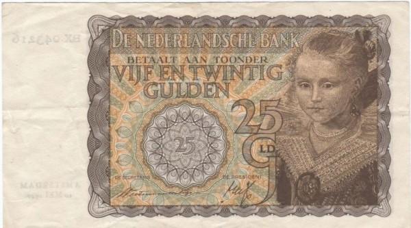 20.5.40 - (Sie sehen ein Musterbild, nicht die angebotene Banknote)