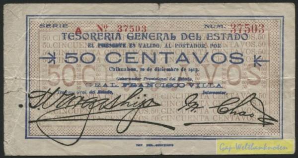10.12.13 - (Sie sehen ein Musterbild, nicht die angebotene Banknote)
