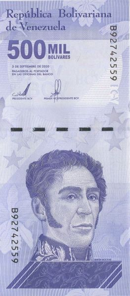 3.9.20 - (Sie sehen ein Musterbild, nicht die angebotene Banknote)