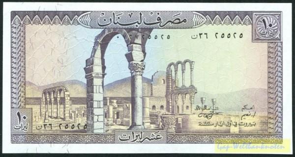 1986 - (Sie sehen ein Musterbild, nicht die angebotene Banknote)