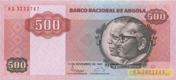 11.11.87, Us.15 - (Sie sehen ein Musterbild, nicht die angebotene Banknote)