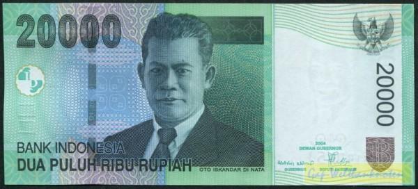 2004/2005 - (Sie sehen ein Musterbild, nicht die angebotene Banknote)