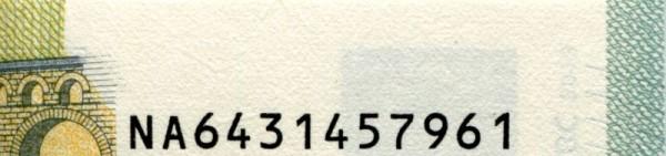 N014 - (Sie sehen ein Musterbild, nicht die angebotene Banknote)