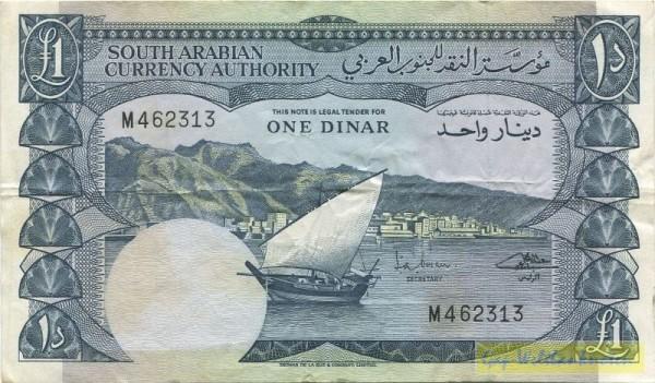 Us. 1 - (Sie sehen ein Musterbild, nicht die angebotene Banknote)