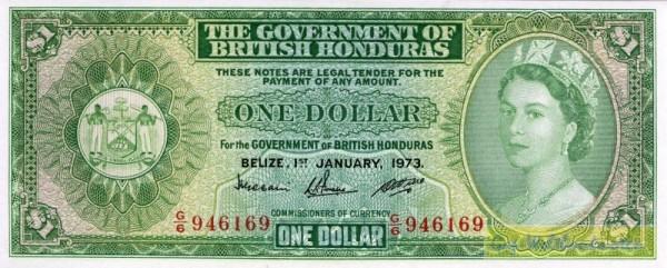 1.1.73 - (Sie sehen ein Musterbild, nicht die angebotene Banknote)