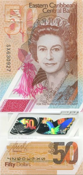 Sf. breit - (Sie sehen ein Musterbild, nicht die angebotene Banknote)