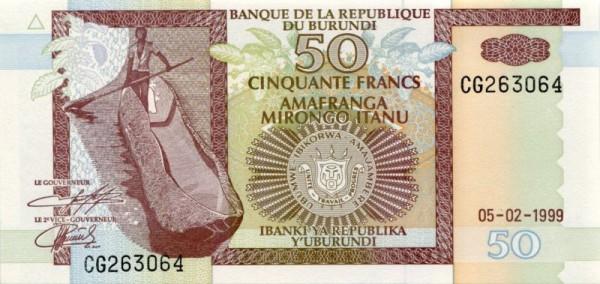 5.2.99 - (Sie sehen ein Musterbild, nicht die angebotene Banknote)