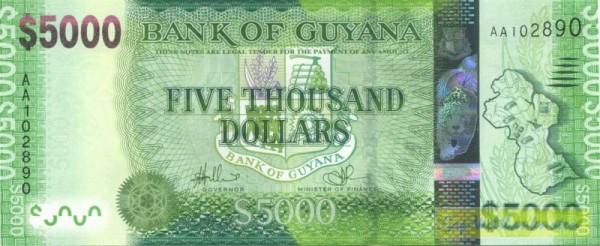 Us. Williams/Singh - (Sie sehen ein Musterbild, nicht die angebotene Banknote)