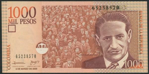 2.3.05 - (Sie sehen ein Musterbild, nicht die angebotene Banknote)