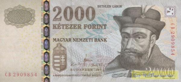 2013, 3 Us. - (Sie sehen ein Musterbild, nicht die angebotene Banknote)