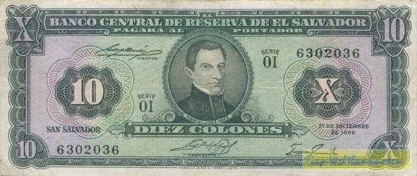 27.12.66 - (Sie sehen ein Musterbild, nicht die angebotene Banknote)