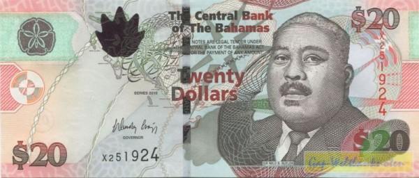 2010, G&D - (Sie sehen ein Musterbild, nicht die angebotene Banknote)