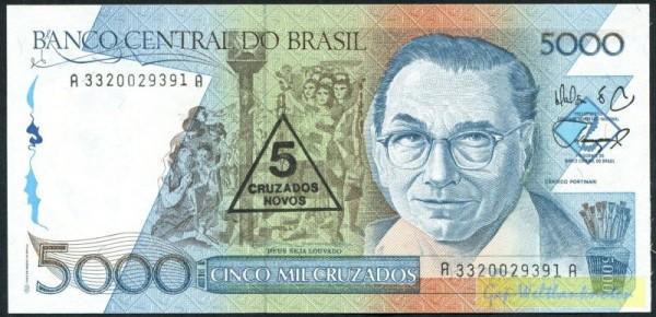 Us. 26, S. 1758-3531 - (Sie sehen ein Musterbild, nicht die angebotene Banknote)