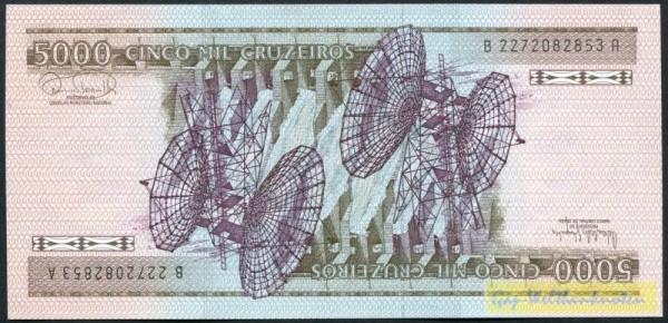Us. 22, S. B2119-B2342 - (Sie sehen ein Musterbild, nicht die angebotene Banknote)