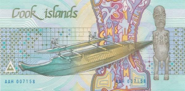 (1987) - (Sie sehen ein Musterbild, nicht die angebotene Banknote)