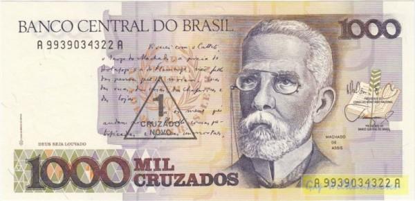 A KN, Us. 26, S. 9920-9999 - (Sie sehen ein Musterbild, nicht die angebotene Banknote)
