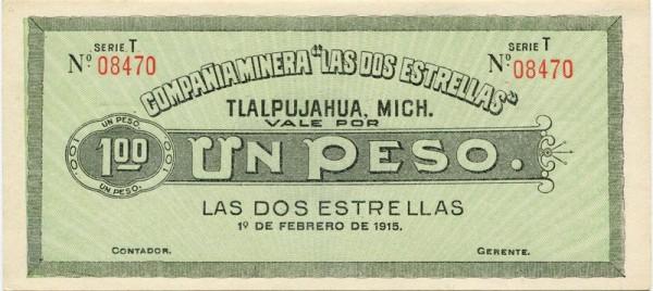1.2.15 - (Sie sehen ein Musterbild, nicht die angebotene Banknote)