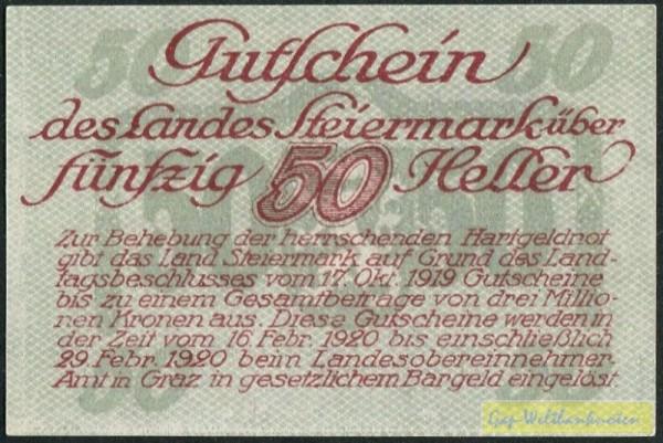 17.10.19 - (Sie sehen ein Musterbild, nicht die angebotene Banknote)