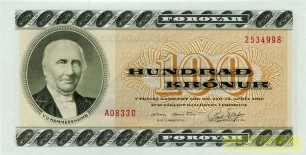 83, Us. Bentsen/Ellefsen - (Sie sehen ein Musterbild, nicht die angebotene Banknote)