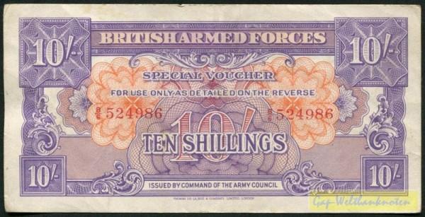 1. Serie - (Sie sehen ein Musterbild, nicht die angebotene Banknote)