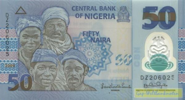 2009, Us. 15, DZ=Ersatznote - (Sie sehen ein Musterbild, nicht die angebotene Banknote)