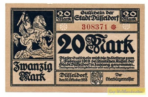 10.10.18, KN 8* ( runde Strahlen) - (Sie sehen ein Musterbild, nicht die angebotene Banknote)