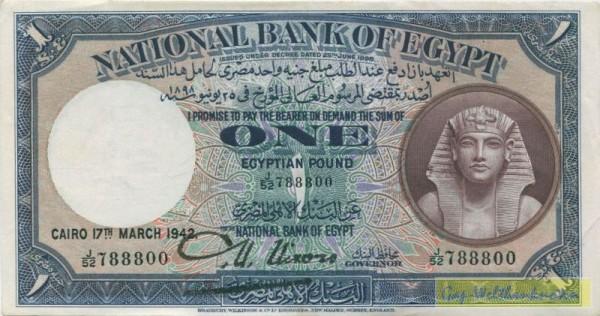Us. Nixon - (Sie sehen ein Musterbild, nicht die angebotene Banknote)