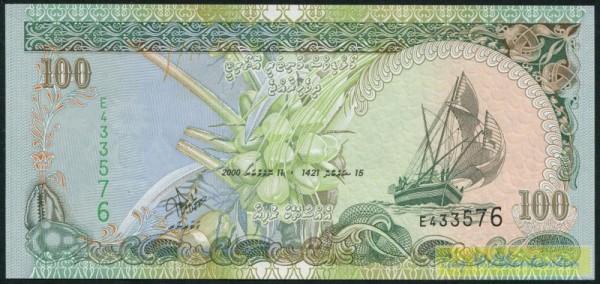2000 - (Sie sehen ein Musterbild, nicht die angebotene Banknote)