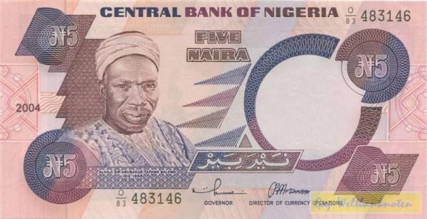 Us. 12, 2004 - (Sie sehen ein Musterbild, nicht die angebotene Banknote)