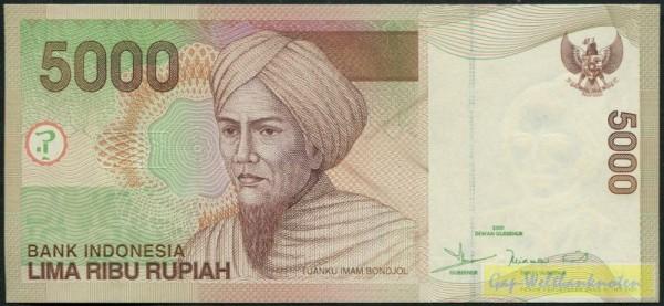 2001/2001 - (Sie sehen ein Musterbild, nicht die angebotene Banknote)