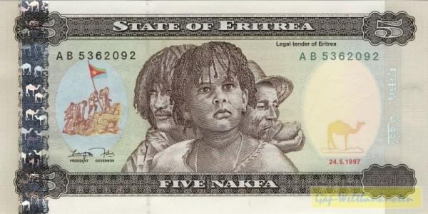 24.5.97 - (Sie sehen ein Musterbild, nicht die angebotene Banknote)