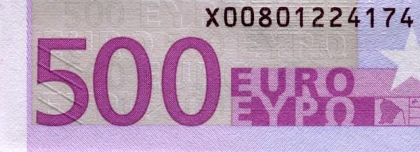 R003 - (Sie sehen ein Musterbild, nicht die angebotene Banknote)