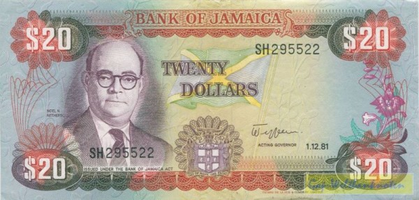 1.12.81 - (Sie sehen ein Musterbild, nicht die angebotene Banknote)