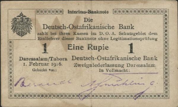 G2, Wz. Hohenofen - (Sie sehen ein Musterbild, nicht die angebotene Banknote)