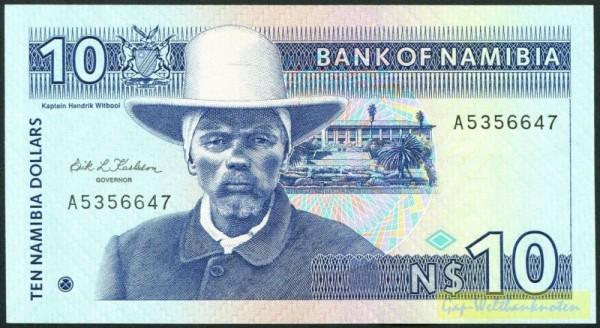 Us. 1, A, F - (Sie sehen ein Musterbild, nicht die angebotene Banknote)
