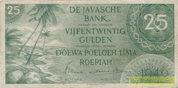 1946, grün - (Sie sehen ein Musterbild, nicht die angebotene Banknote)