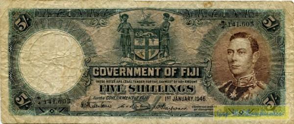 1.1.46 - (Sie sehen ein Musterbild, nicht die angebotene Banknote)