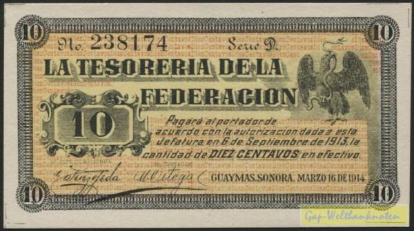 16.3.14 - (Sie sehen ein Musterbild, nicht die angebotene Banknote)